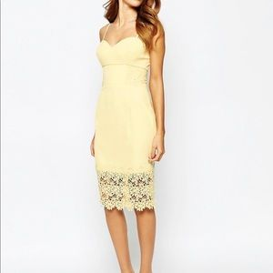 Lipsy London | lace pencil dress